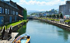 小樽といえば小樽運河